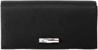 Longchamp Long Continental Wallet