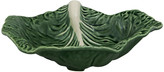 Crooked Cabbage Leaf Serving Dish