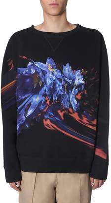 Maison Margiela Graphic Printed Sweater