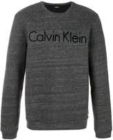 Calvin Klein long sleeved logo sweatshirt