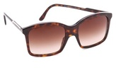 Stella McCartney Flat Bottom Sunglasses