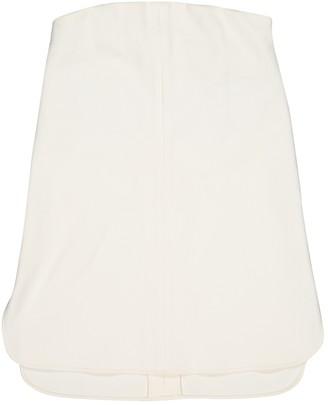 Protagonist Ecru Cotton Top for Women