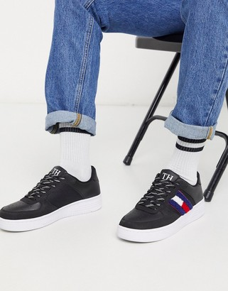 Tommy Hilfiger fordel sneaker in black