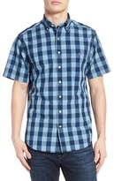 Vineyard Vines Men's Pear Tree Cove Tucker Slim Fit Plaid Sport Shirt