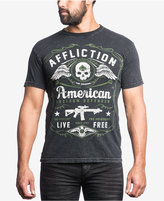 Affliction Men's Defender Graphic-Print T-Shirt