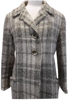 Christian Dior Beige Wool Coat for Women Vintage