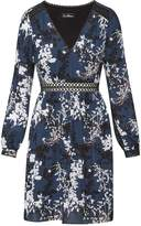 Sam Edelman Printed A-line Dress
