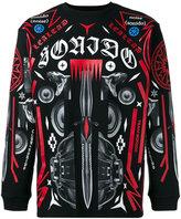 Marcelo Burlon County of Milan Rico sweatshirt - men - Cotton - S