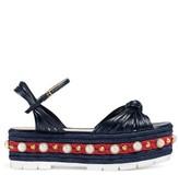 Gucci Women's Barbette Platform Sandal