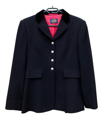 Hermes Black Wool Jackets