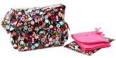 Kalencom Midi Coated Diaper Buckle Bag, Woodstock by