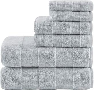 Madison Home USA Signature Parker 6-piece Cotton Towel Set