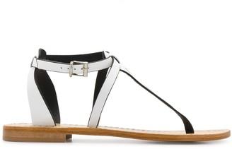 P.A.R.O.S.H. T-Bar Sandals