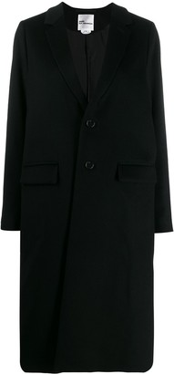 Comme des Garcons Long Single Breasted Coat