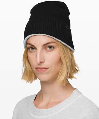Lululemon Knit Me Up Beanie *Reversible