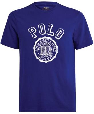 Ralph Lauren Polo University Crest T-Shirt