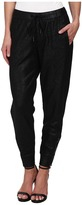 CJ by Cookie Johnson Hope Trouser Ponte Zipper Leg in Black