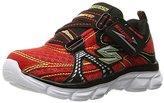 Skechers Advance Z Strap Athletic Sneaker (Little Kid)
