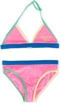 Vingino colour block bikini - kids - Polyamide/Polyester/Spandex/Elastane - 8 yrs