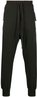 Thom Krom High Waisted Track Pants