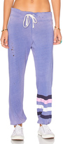 Sundry Classic Striped Sweatpants