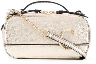 Chloé mini C Vanity bag