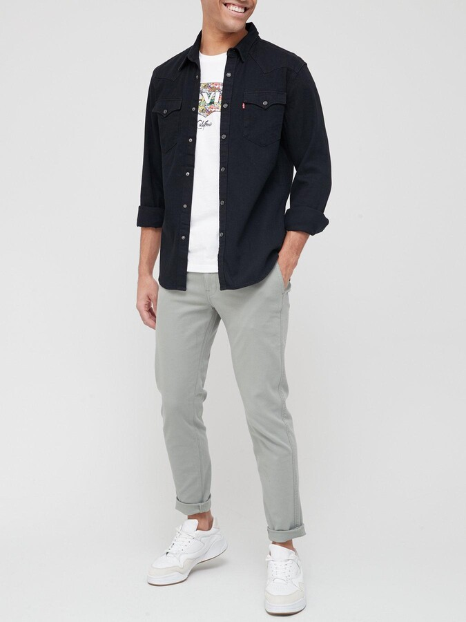 Thumbnail for your product : Levi's Xx Standard Fit Chino - Light Grey