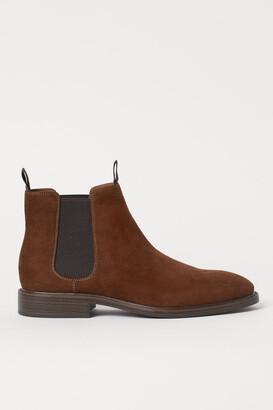 H&M Chelsea Boots - Beige