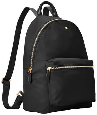 Lauren Ralph Lauren 431795043001 Soft Nylon Zip Around Backpack