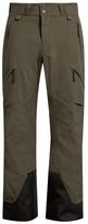Peak Performance Heli Gravity contrast-panel ski trousers