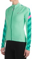 Pearl Izumi ELITE Pursuit Thermal Cycling Jersey - Long Sleeve (For Women)