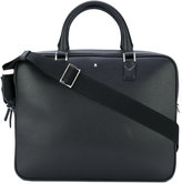 Montblanc Sartorial slim briefcase - men - Calf Leather/Polyester - One Size