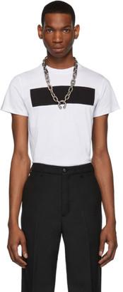 Random Identities White and Black Anti Logo T-Shirt