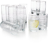 Libbey Pueblo 16 Piece Glassware Set