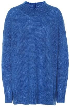 Isabel Marant Idol mohair-blend sweater