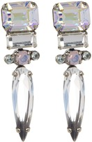 Sorrelli Spiked Crystal Drop Earrings