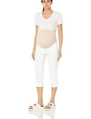 NYDJ Women's Maternity Crop Jean