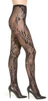 Natori Women's Feather Net Tights