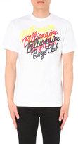 Billionaire Boys Club Multi-script Cotton-jersey T-shirt