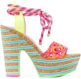 Sophia Webster ankle-tie sandals