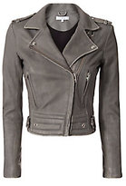 IRO Luiga Moto Leather Jacket
