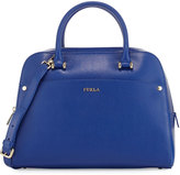 Furla Margot Medium Leather Satchel Bag