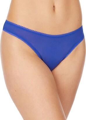 OnGossamer Womens Panty Gossamer Mesh Thong Panties