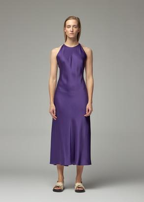 Rosetta Getty Women's Slip Dress in Violet Size 4