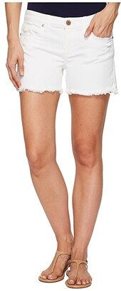 Blank NYC Hiker Shorts in Great White (Great White) Women's Shorts
