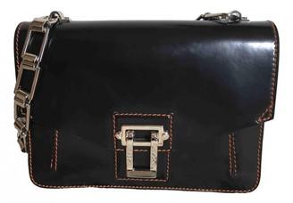 Proenza Schouler Hava Black Leather Handbags