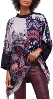 Free People Women's Pieced With Paisley Tunic