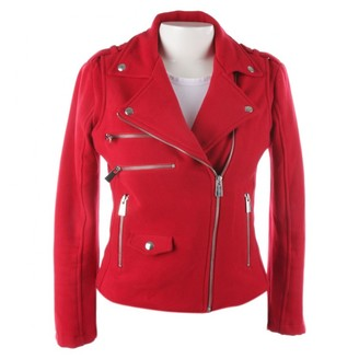 Anine Bing Red Polyester Jackets