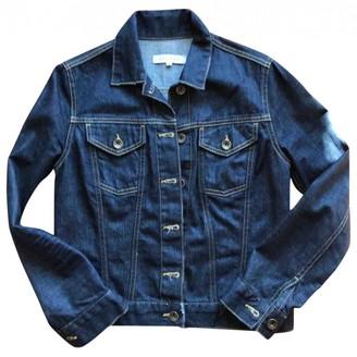 Sandro Navy Denim - Jeans Jackets