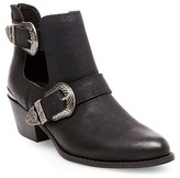Mossimo Women's Bree Buckle Western Booties